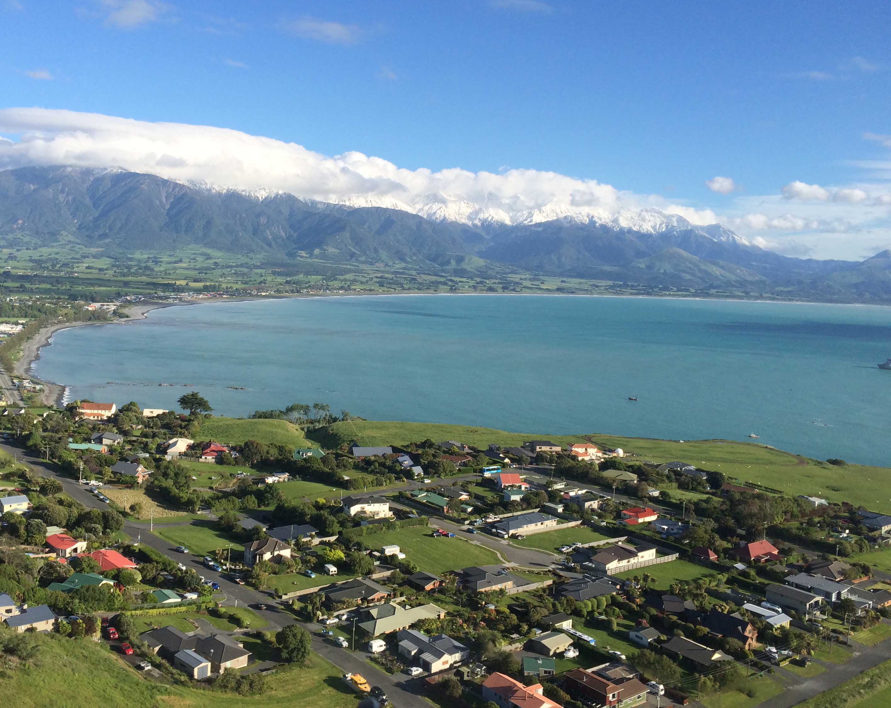 Integrated planning for Kaikoura
