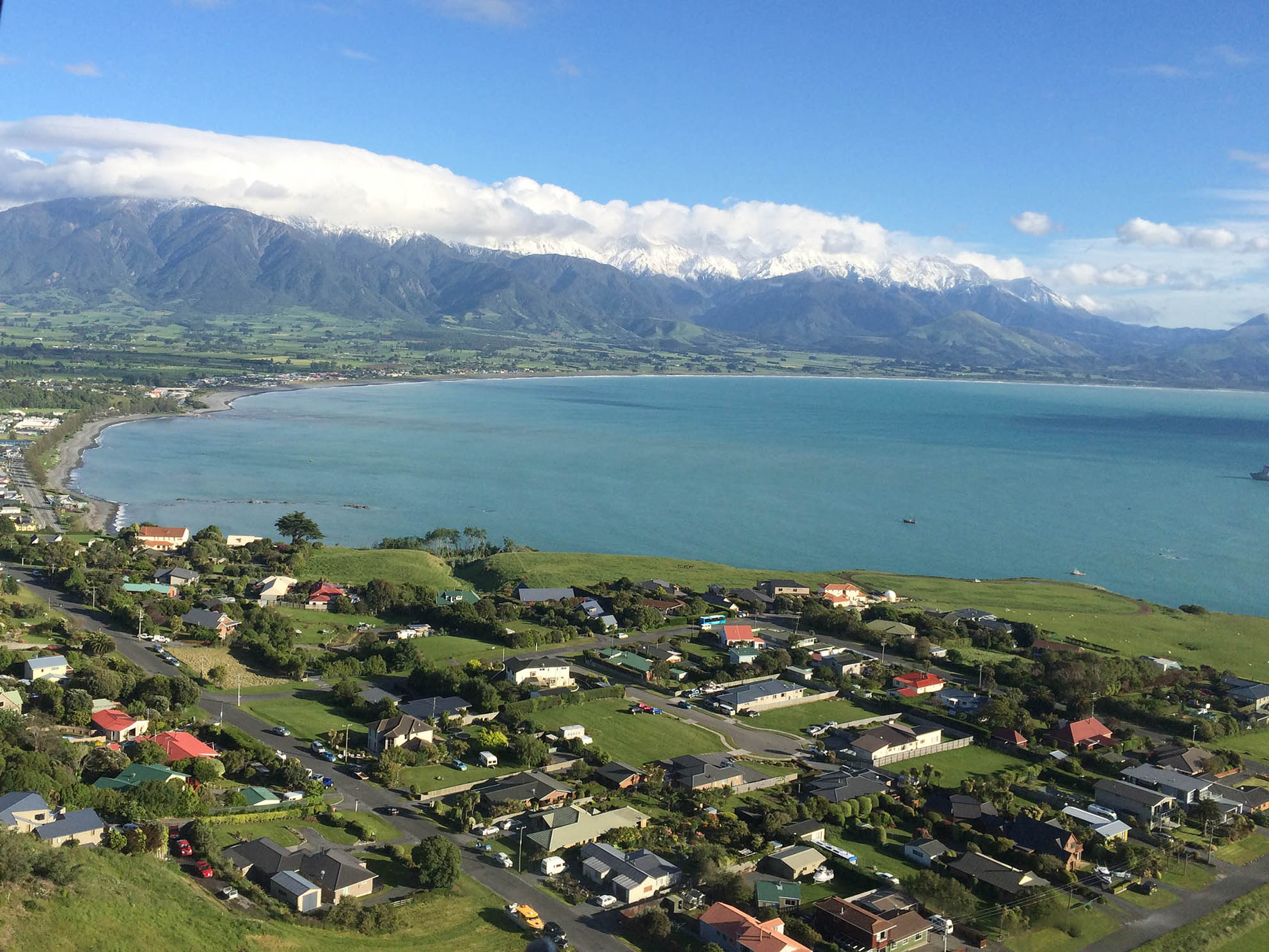 Kaikoura's recovery and lessons from Christchurch